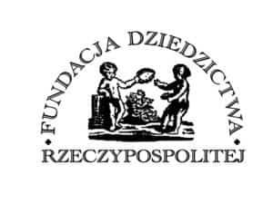 Logo Fundacji Dziedzictwa Rzeczypospolitej