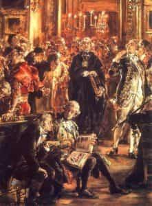 Obraz Konstytucja 3 Maja autorstwa J. Matejko.
