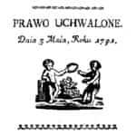 Ustawa Rządowa z dnia 3 maja 1791 - konstytucja 3 maja