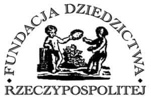 Logotyp Fundacji Dziedzictwa Rzeczypospolitej.