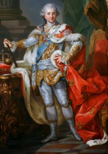 Obraz Marcello Bacciarellego przedstawiający Stanisława Augusta Poniatowskiego