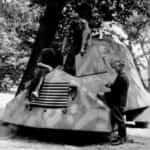 Lekki samochód opancerzony. Zbudowany w 2 tygodnie i użyty w Powstaniu Warszawskim