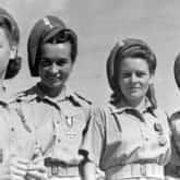 Ancona Girls Junacka Szkoła Kadetów przy Armii Andersa.