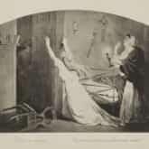 Branka z cyklu Polonia Artura Grottgera. Źródło: Muzeum Narodowe w Krakowie