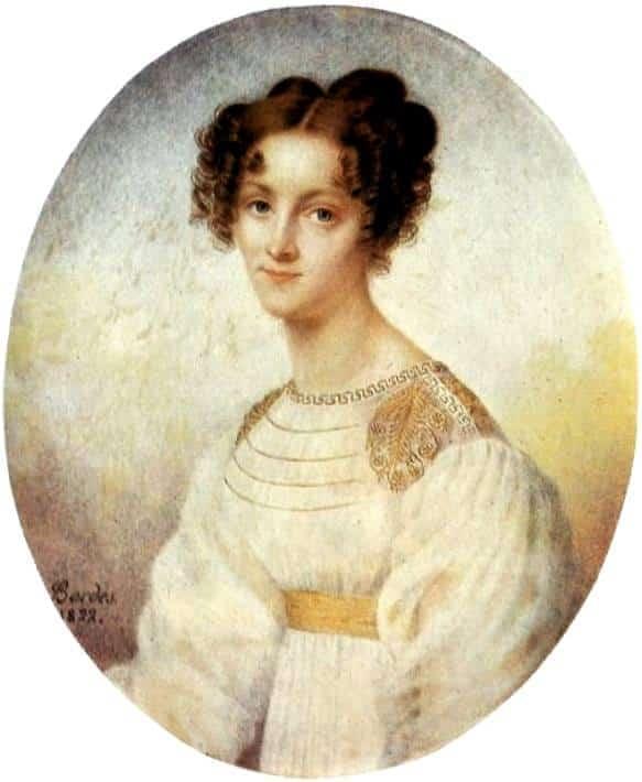 Klaudyna z Działyńskich Potocka (ur. 27 sierpnia 1801 na zamku w Kórniku, zm. 8 czerwca 1836 w Genewie)