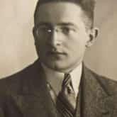 Marian Adam Rejewski (1905-1980). Źródło: NINA