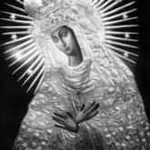 Cudowny obraz Matki Boskiej Ostrobramskiej. Ze zbiorów: NAC
