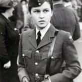 Tzw. Pestka czyli uczestniczka Pomocniczej Służby kobiet (Szkocja 1944 r.)