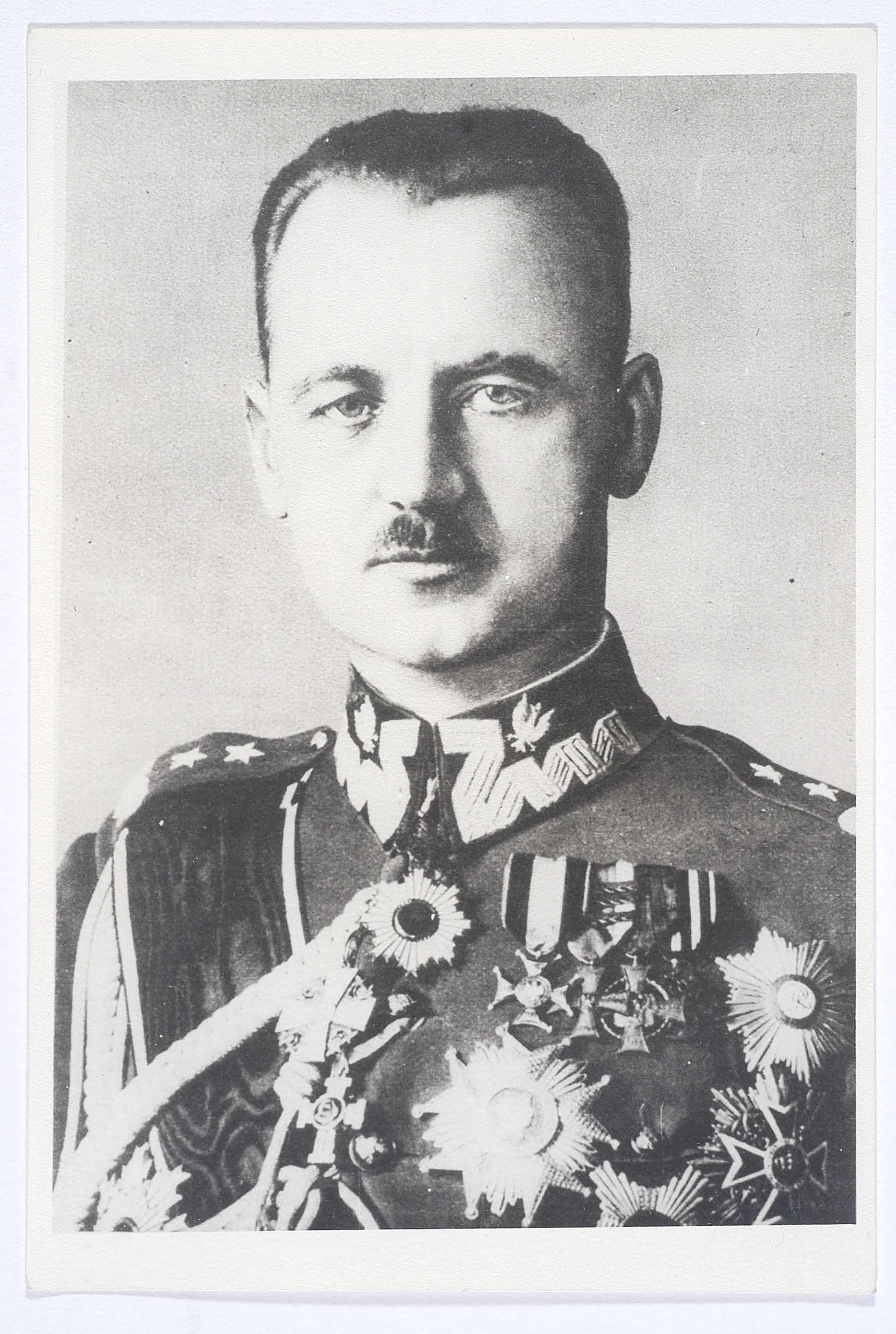 gen. Władysław Sikorski (portret 1943). Źródło: Polona