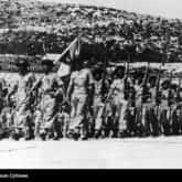 Kompania honorowa 3 Dywizji Strzelców Karpackich. Ze zbiorów NAC