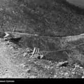 Pole bitwy o Monte Cassino. Ze zbiorów NAC