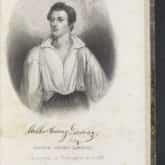 Artur Zawisza. Grafika z poematu Dziesięć obrazów. Paryż 1841. Źródło: Polona