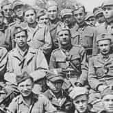 Żandarmeria Brygady Świętokrzyskiej (1945). Źródło: Wikipedia/IPN