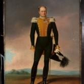 Portret cara Aleksandra I. Obraz nieznanego malarza (XIX w.). Ze zbiorów Muzeum Narodowego w Warszawie