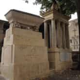 Grobowiec polskich żołnierzy na cmentarzu Montmartre w Paryżu, w którym pochowano płk Józefa Zaliwskiego. Źródło: Wikipedia