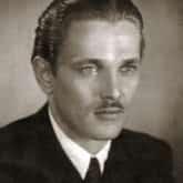 Henryk Flame (1918 – 1947) – kapitan Narodowych Sił Zbrojnych, dowódca grup leśnych VII Śląskiego Okręgu NSZ. Źródło: Wikipedia/ IPN
