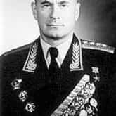 Iwan Sierow – wyższy oficer NKWD, współodpowiedzialny za największe zbrodnie i represje przeciwko Polakom (w tym min. zbrodnię katyńską). Źródło: Wikipedia
