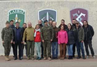 """Koncert Niepodległości""""Poland"""" baza NATO Łotwa"""