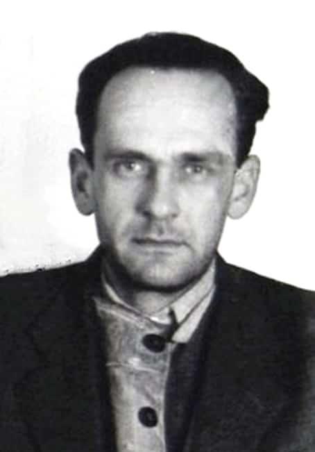 Stanisław Kasznica (1908-1948) – porucznik Wojska Polskiego, podpułkownik i ostatni Komendant Narodowych Sił Zbrojnych. Źródło: Wikipedia/ IPN