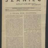 Szaniec: dwutygodnik poświęcony sprawom Polski w niewoli. R.6, nr 8 (23 czerwca 1944) = nr 114. Źródło: Polona