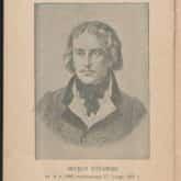 Szymon Konarski, uczestnik partyzantki Zaliwskiego rozstrzelany w 1839 roku. Źródło: Polona