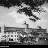 Więzienie na Zamku Królewskim w Lublinie. Zdjęcie z 1939 roku. Ze zbiorów Narodowego Archiwum Cyfrowego